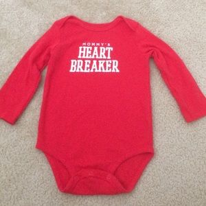 Carter's Other - Carters long sleeve onesie