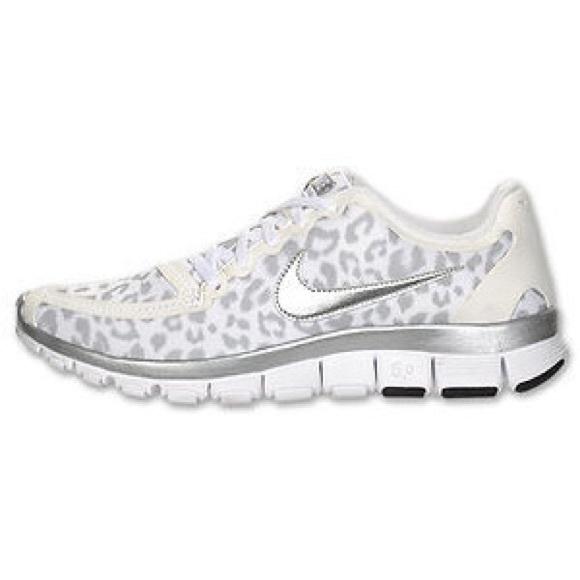83fe7ab7911 ... Nike Shoes - Nike Free 5.0 V4 leopard!