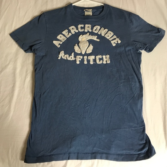 065b907c Abercrombie & Fitch Shirts | Abercrombie Fitch Muscle Tshirt | Poshmark