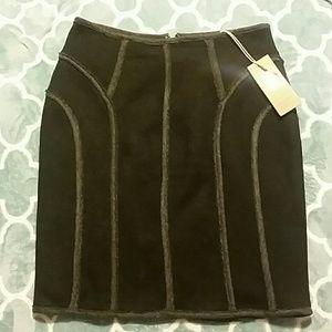 Brooklyn Industries Dresses & Skirts - Brooklyn Industries NWT Borealis Black Skirt Sz Sm