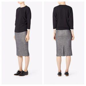 Sessun Dresses & Skirts - Sessun • gray midi pencil skirt