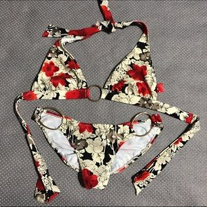 Red Carter Other - Floral Bikinis