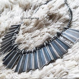 Giles and Brother Jewelry - GILES BROTHER Fan Necklace