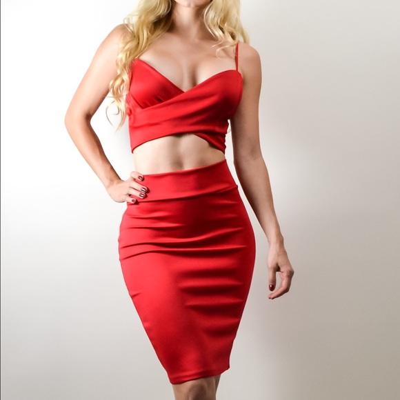 Dresses & Skirts - Two piece set