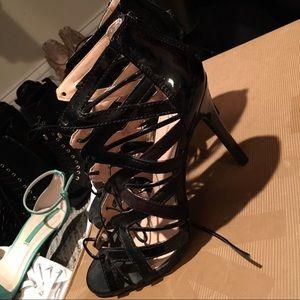 Prabal Gurung for Target Shoes - Prabal Gurung for Target Lace Up Heels