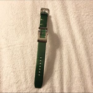 DKNY Accessories - DKNY green watch.
