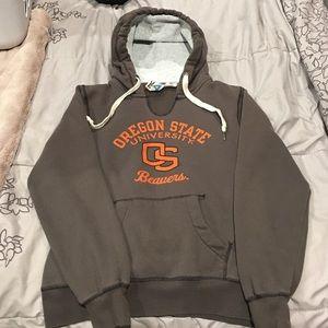 Tops - OSU Beavers hoodie sweatshirt S