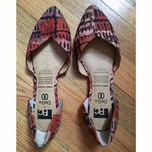 BC Footwear Shoes - Bc + Della Flats