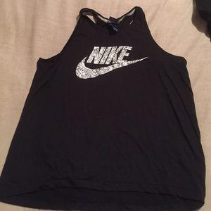 Women's Nike workout tank top
