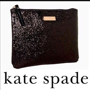 NWT Kate Spade little Gia glitterball