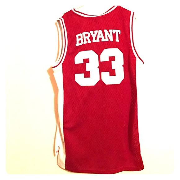 best sneakers 481c6 9940f Kobe Bryant Lower Merion High School Jersey #33