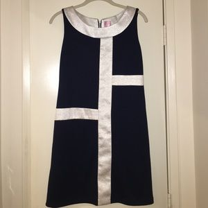 Zoe Ltd Other - Navy and silver kids dress Long and cute