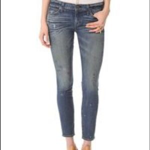 TEXTILE Elizabeth and James Denim - Textile Elizabeth and James Ozzy distressed jeans