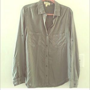 Anthropologie Cloth & Stone shirt, Size L