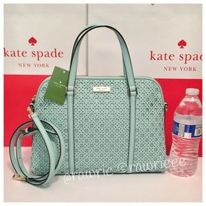 FLASHSALE New Kate Spade Rachelle leather Satchel