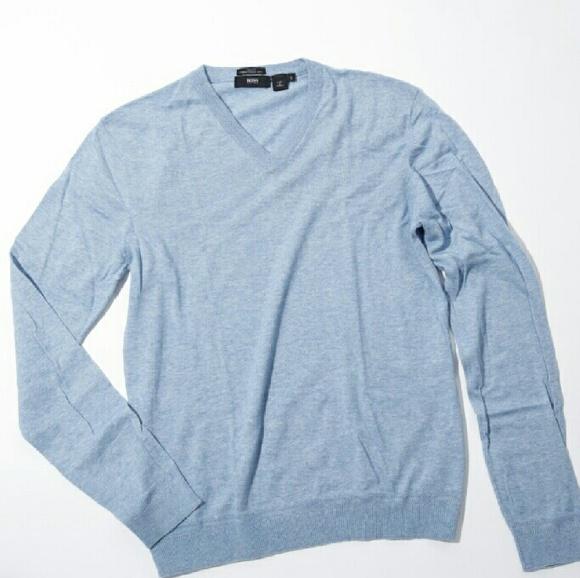 132aee5d595 Hugo Boss Sweaters | Boss By Mens Cashmere Sweater | Poshmark