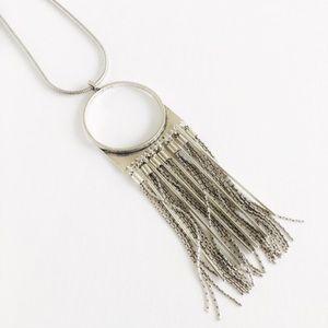 Jenny Bird Jewelry - Jenny Bird Silver Reigning Sun Pendant Necklace
