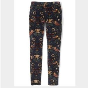 Club Monaco Pants - Club monaco fun print skinny pants
