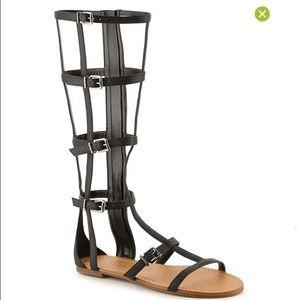 BCBGeneration Gladiator Sandals