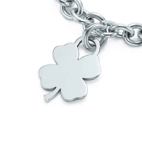 2887417333a31 Tiffany & Co. Clover Charm with