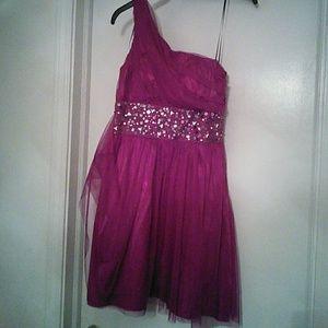 Morgan & Co. Dresses & Skirts - Formal Fushia Colored Dress