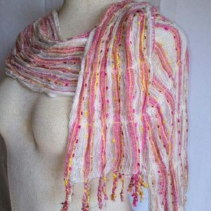 2for1 SHIMMERY Long Scarf
