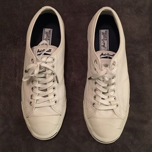 Jack Purcell Shoes - Men's Leather Jack Purcell
