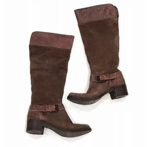 🆑 Free People Leather & Suede Boots