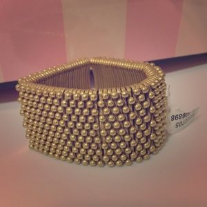 Anthropologie Jewelry - Anthropologie Gold Bangle