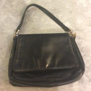 Beautiful black Perlina New York purse