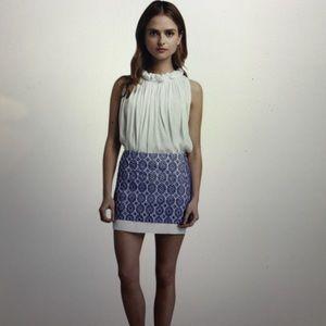 Diane von Furstenberg Dresses & Skirts - Diane Von Furstenberg Lace Eyelet mini skirt