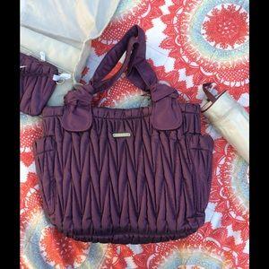 timi & leslie Handbags - Timi & Leslie Marie Antionette Diaper Bag