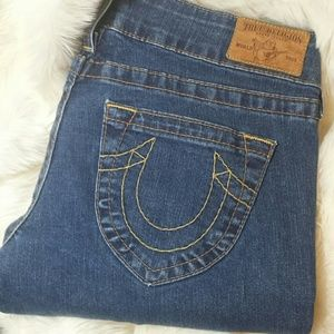 True Religion Denim - True Religion Bootcut Jeans Size 29