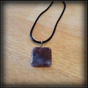 ❤ Custom Agate Pendant ❤