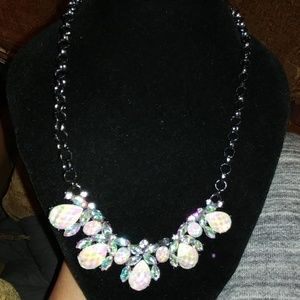 Ashley Cooper Jewelry - tornasol aurora borealis necklace from Ashley Coop