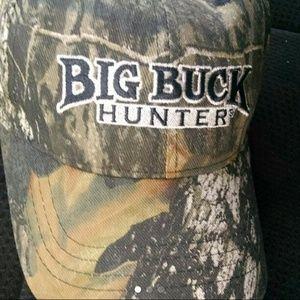 Other - NWT Big Buck Hunter camo baseball cap