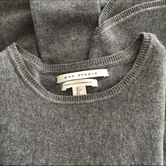 günstigster Preis 100% Zufriedenheit detaillierte Bilder The WIND🌬 is calling Max Studio Cashmere Sweater