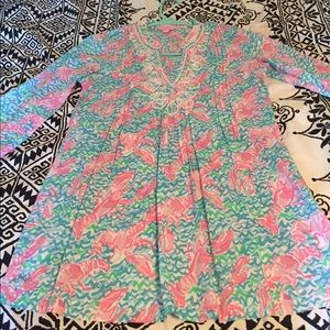 Lilly Pulitzer Tunic shirt