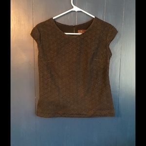Mulberry Tops - Super Cute Cotton Shirt made in Italy, NWOT!!
