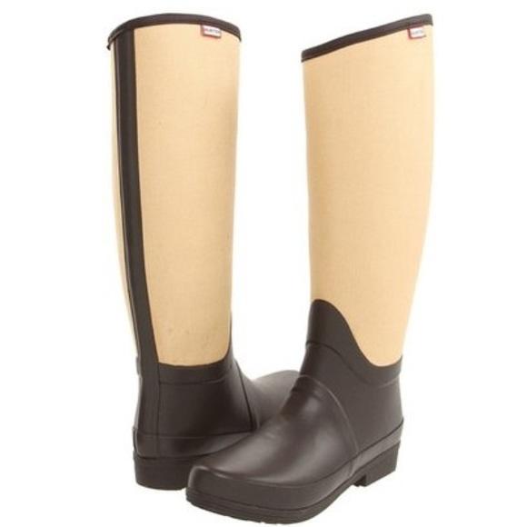 Hunter Regent St. James Rain Boots