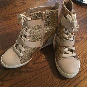 Aldo Shoes - Wedge tennis shoes