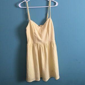 BeBop Dresses & Skirts - Yellow dress! Very cute!