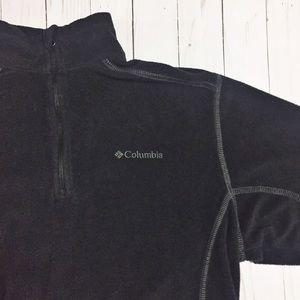 Columbia Other - 💚 Columbia Black Lightweight Men's Fleece