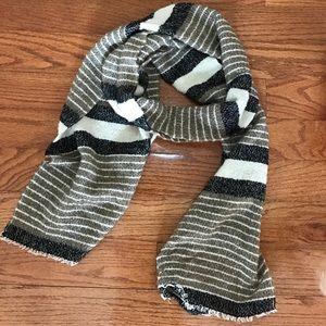 Madewell stripe scarf