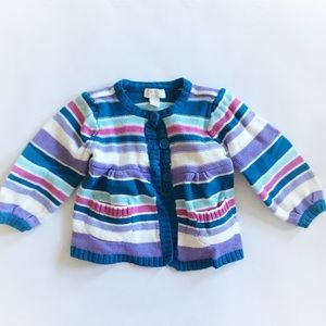 Children's Place Other - Children's Place multi-colored knit sweater