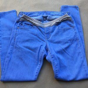 GAP Denim - GAP maternity legging jean. Low rise. Size 28 6r