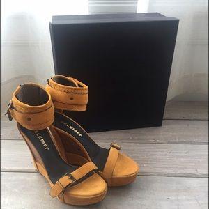 Belstaff Shoes - BELSTAFF platform sandal w/ box