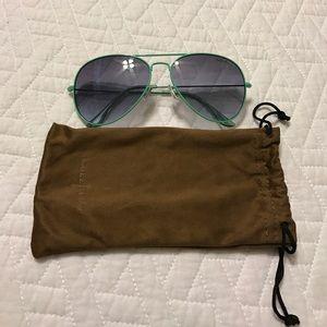 Cole Haan Accessories - Cole Haan Aviator Style Sunglasses