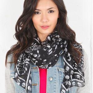 Lauren Moshi Accessories - ‼️💯Authentic Lauren Moshi silk scarf‼️