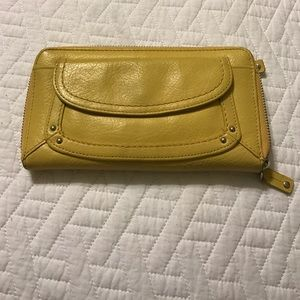Fossil Handbags - Fossil Zip Around Wallet